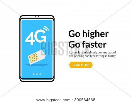 4g Sim Card World Prepaid Internet Gsm Phone Technology. Simcard Satellite Global Network