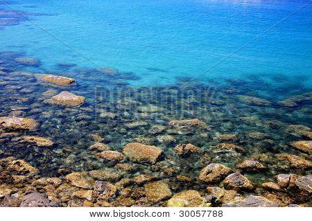 Background Sea