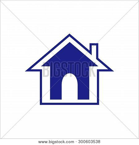 House Icon. House Icon Vector. House Icon Simple. House Icon App. House Icon Web, Home Icon Vector I