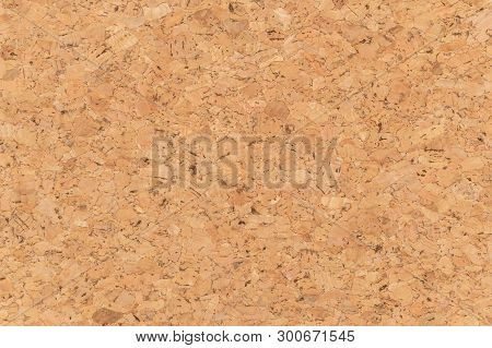 Abstract Brown Corkboard Or Cockboard Texture Background. Natural Wood Surface For Material Design E