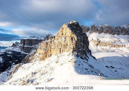 The Massive Mountain