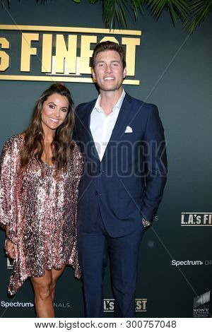 LOS ANGELES - MAY 10:  Danielle Kirlin, Ryan McPartlin at the
