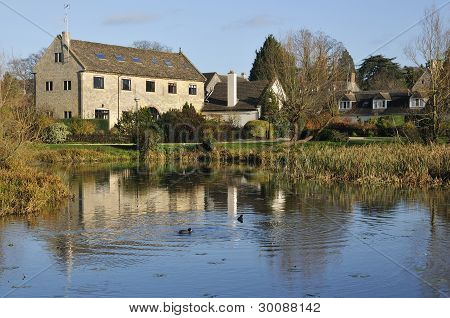 Ocean Canal Pond, Stonehouse