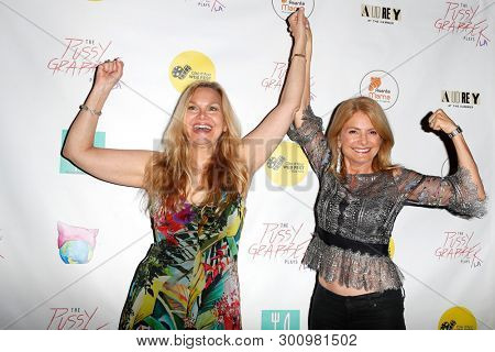 LOS ANGELES - May 11: Jill Harth, Lisa Bloom at