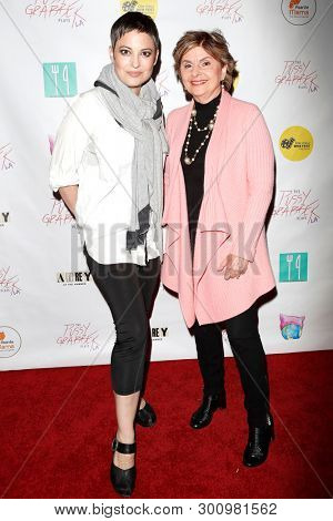 LOS ANGELES - May 11: Kate Kelton, Gloria Allred at