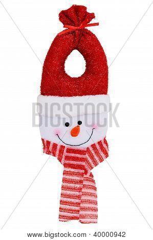 Snowman Decoration Figure