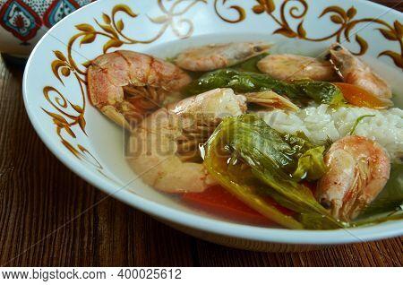 Dongo-dongo  Soup