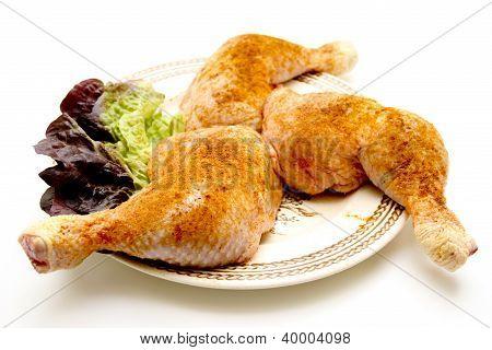 Fresh Raw chicken Drumstick