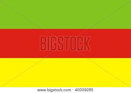 Bodoland Flag