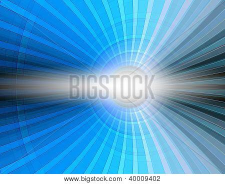 background blue