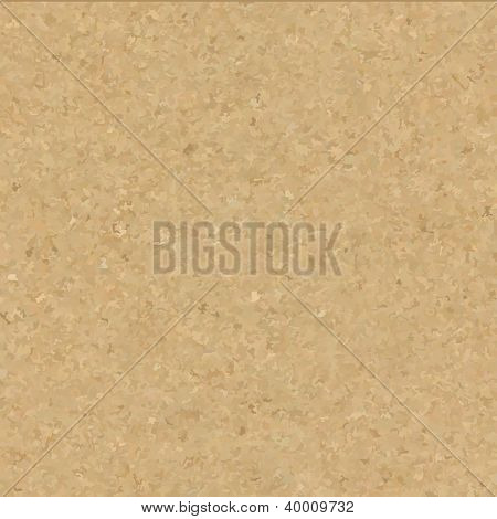 Cork Texture, Brown  Cork Texture, Vector Illustration
