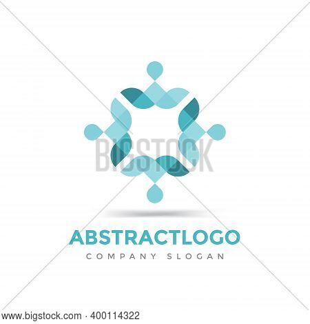 Social Unity, Together, Youth Foundation, Human Connection Abstract Logo Relation Icon Design Idea T