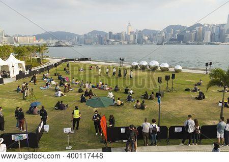 Hong Kong November 28 2020 :
