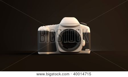 camera without a lens