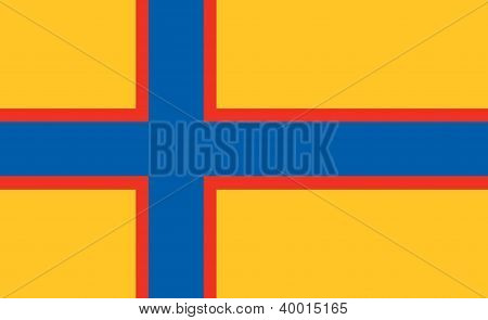 Ingria Flag