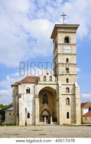 Catholic Church In Alba Iulia