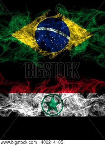Brazil, Brazilian Vs Arabistan, Democratic Revolutionary Front For The Liberation Of Arabistan Smoky