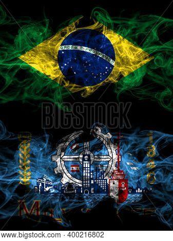 Brazil, Brazilian Vs United States Of America, America, Us, Usa, American, Milwaukee, Wisconsin Smok