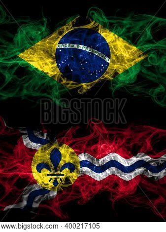 Brazil, Brazilian Vs United States Of America, America, Us, Usa, American, Saint Louis, Missouri Smo