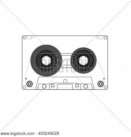 An Old Styled Cassette, Side A , Side B