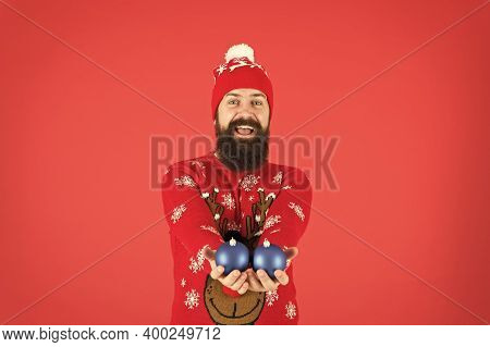 For You. Add Magic To Holidays. Santa Hold Christmas Ball Decoration. Christmas Toy Store. What Is T