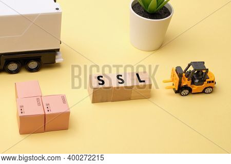 Courier Industry Term Strategic Stocking Location Ssl.