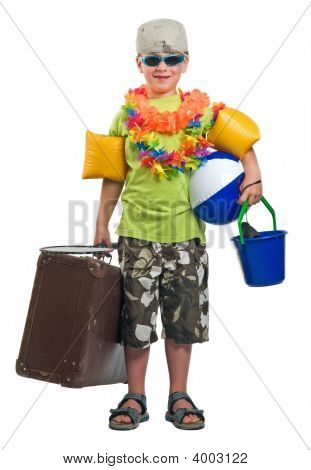 Ready To Go On Vacation