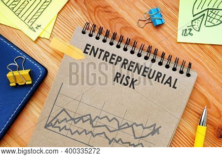 Entrepreneurial Risk Report And Calculations With Charts.