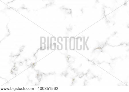 Gold Mineral Line And White Granite Marble Luxury Interior Texture