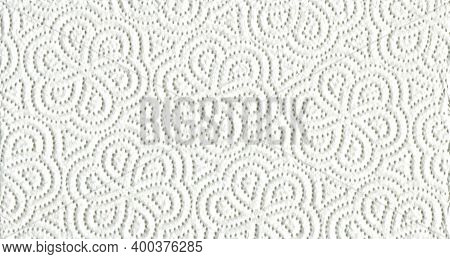 Paper Napkin Texture Used For Kitchen Cleaning, Paper Napkin Texture