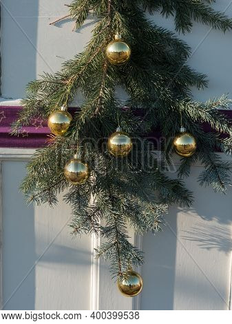 christmans decoations and many cribs in germany