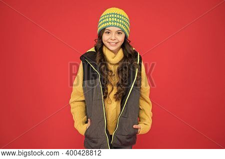 Feeling Good. Winter Weather Forecast. Wear Warm Clothes. Fashion For Kids. Pick Matching Accessory.