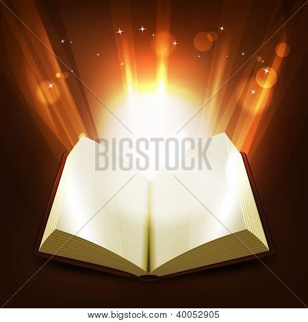 Holy And Magic Book