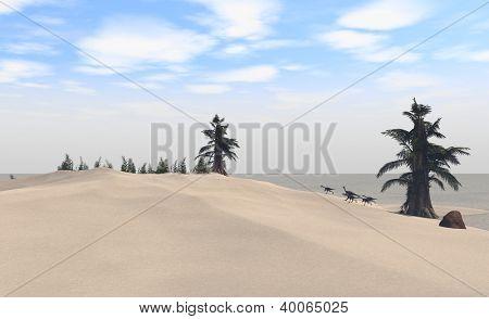 running gigantoraptors