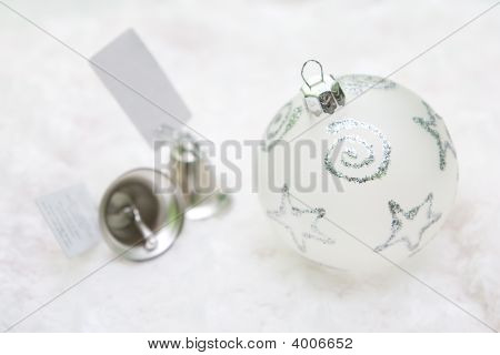 Christmas Decoration And Bells