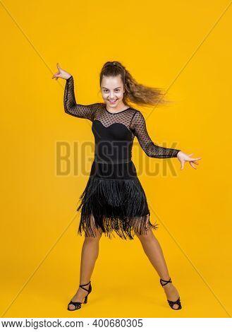 Full Of Energy. Professional Slowfox And Quickstep. Waltz And Tango. Dancewear Fashion Clothes. Danc