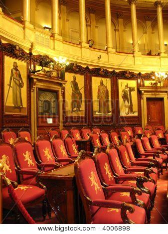 Belgian Assembly, Senate