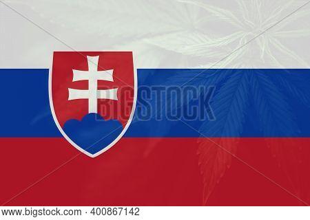 Medical Cannabis In The Slovakia. Cannabis Legalization In The Slovakia. Weed Decriminalization In S
