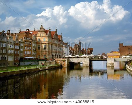 Old Town - Gdansk