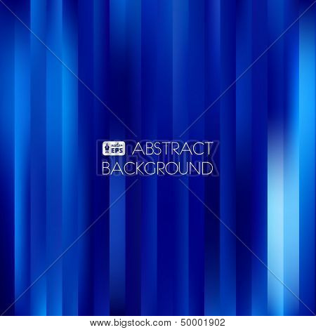 Blue Abstract Striped Background.