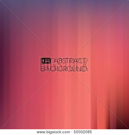 Red-Pink Abstract Striped Background.