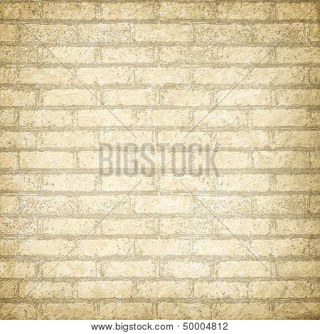 Vintage Background With Texture Watercolor Brick Wall, For Any Of Your Design