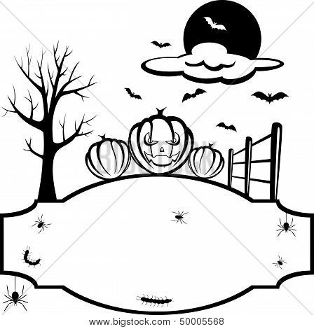 Hallowen composition