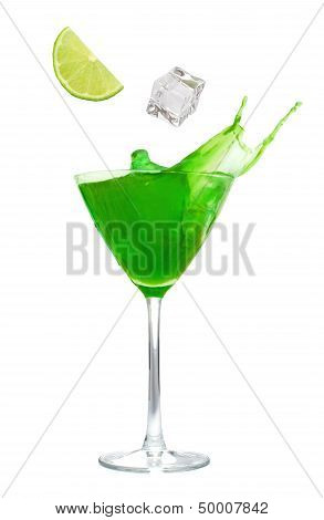 Cocktail Drink Splash