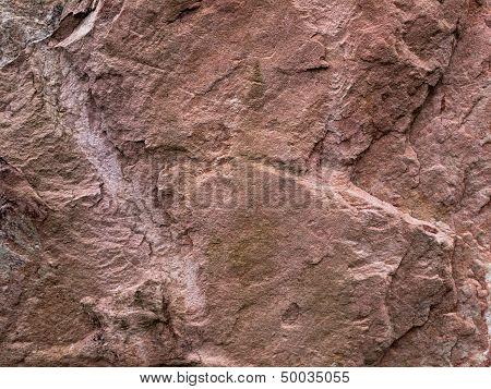 Texture Of Brown Grunge Rock