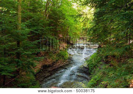 Ohio Bridalveil Falls