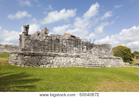 Ancient ruins of Tulum, Mexico