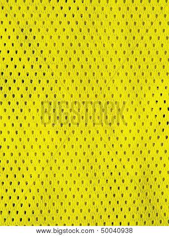 Yellow Sports Jersey