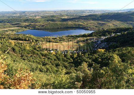 Sanabria Lake Natural Park Area, Zamora.