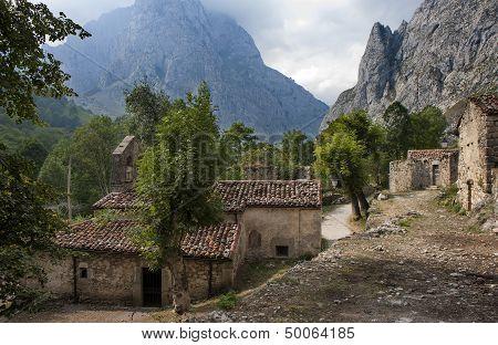 Bulnes Principality Of Asturias, Spain